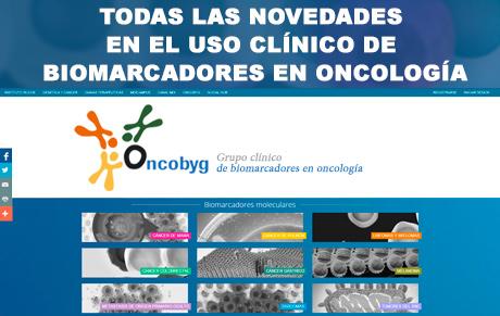 Nueva web Oncobyg.com