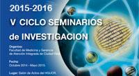 Salón de Actos del HGUCR, 13 de mayo de 2016, de 13:30 a 14:30: Por qué investigar sobre la enfermedad de hígado graso. Jose María Mato de la Paz. Director general del CIC-bioGUNE, País Vasco.