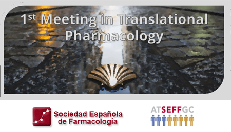 1st Meeting in Translational Pharmacology (38th Spanish Society of Pharmacology meeting/9th Spanish Society of Pharmacogenetics and Pharmacogenomics meeting)