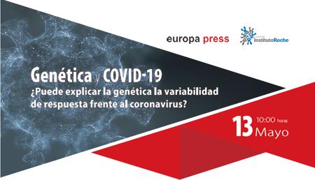 Genética y COVID-19 ¿Puede explicar la genética la variabilidad de respuesta frente al coronavirus?