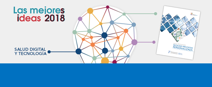 El Observatorio de Tendencias de la Fundación Instituto Roche, premio mejores ideas 2018 de Diario Médico