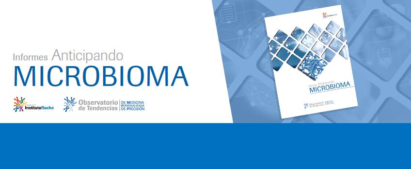 Ya disponible el primer Informe Anticipando del Observatorio de tendencias en<br> Medicina Personalizada de Precisión