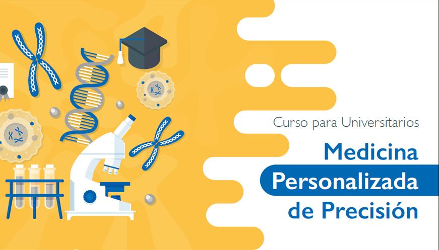 """Se abre el plazo de inscripción del curso para universitarios """"Medicina Personalizada de Precisión, de la teoría a la práctica"""" dirigido a alumnos de la Universitat de València"""