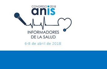 Congreso ANIS 2018 <br>6-8 abril Barcelona