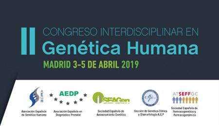 II Congreso Interdisciplinar en Genética Humana