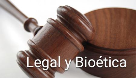 Legal y Bioética