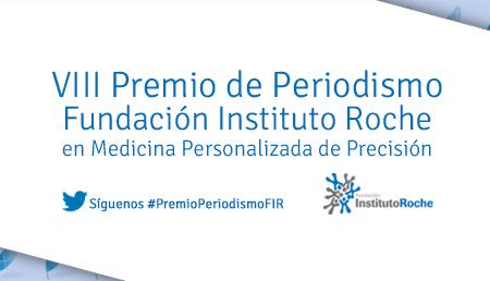 Abierto plazo de presentación de candidaturas VIII Premio de Periodismo FIR