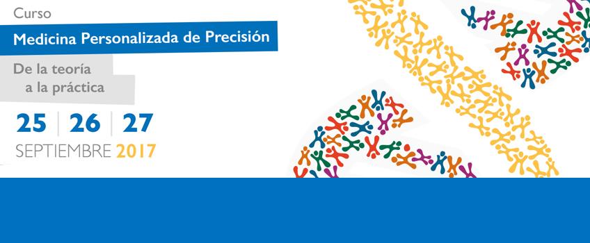 Curso para universitarios en la Universidad Complutense de Madrid sobre Medicina Personalizada de Precisión. Abierto el plazo de inscripción ¡Plazas limitadas!
