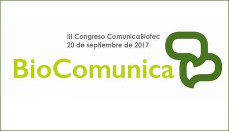 Congreso Asociación de Comunicadores de Biotecnología -ComunicaBiotec