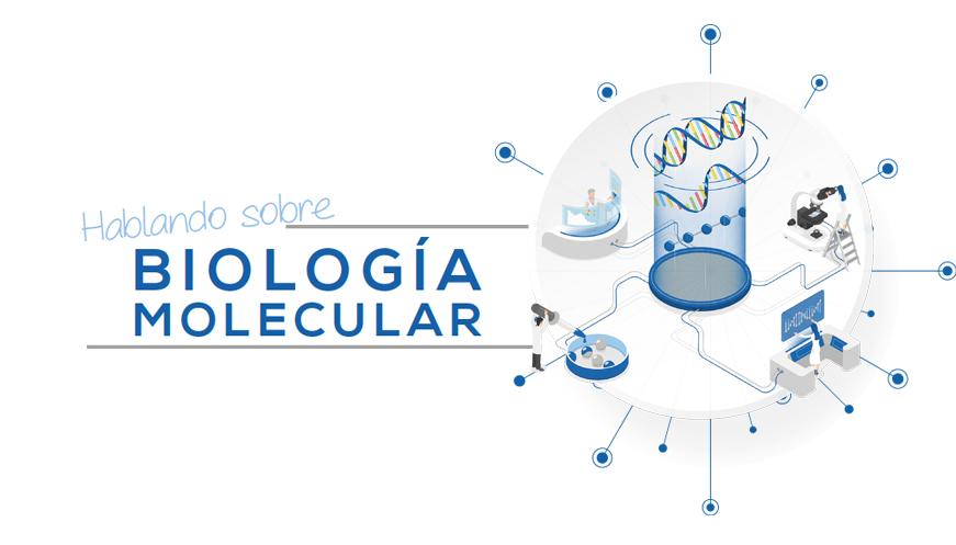 Hablando sobre biología molecular
