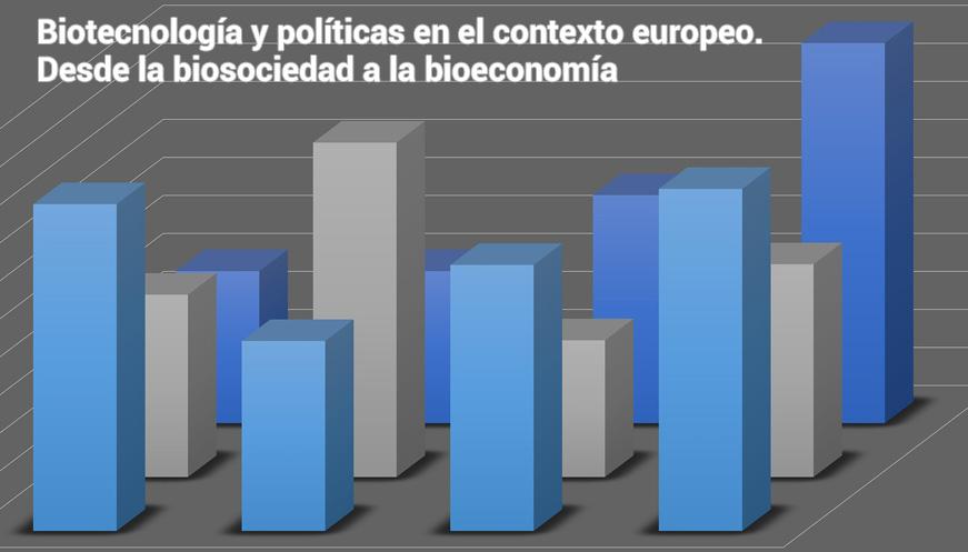 Biotecnología y políticas en el contexto europeo. Desde la biosociedad a la bioeconomía