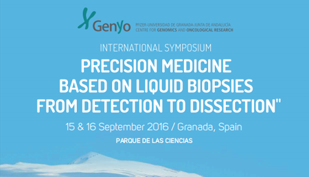 International Symposium Precision Medicine based on Liquid Biopsies from detection to dissection
