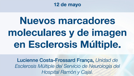 Nuevos marcadores moleculares y de imagen en Esclerosis Múltiple.