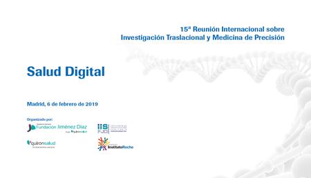 15 Reunión Internacional sobre Investigación Traslacional y Medicina de Precisión