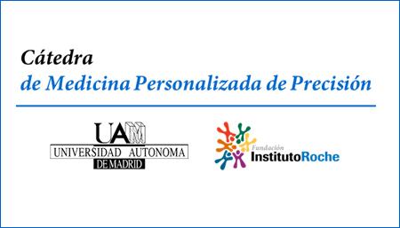 La UAM y la Fundación Instituto Roche crean la Cátedra de Medicina Personalizada de Precisión