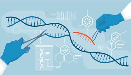 La edición genética se abre paso en la pandemia