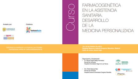 Curso presencial teórico-práctico: Farmacogenética en la asistencia sanitaria
