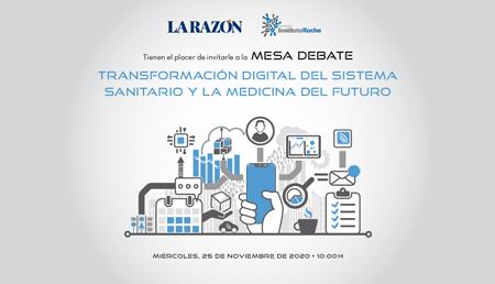 Transformación Digital del Sistema Sanitario <br>y la Medicina del Futuro