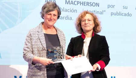 Ana MacPherson - Primer premio Medios impresos y digitales