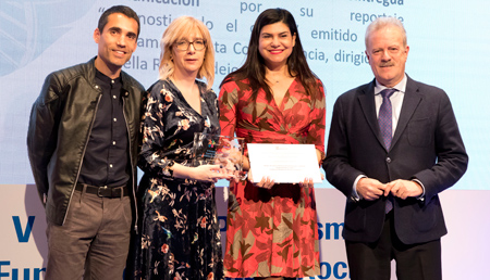 Aragon TV - Primer premio Medios Audiovisuales
