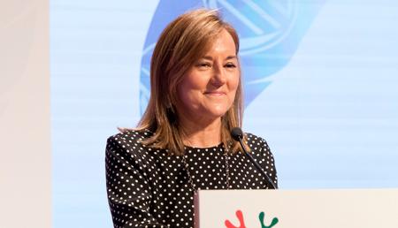Consuelo Martín de Dios - Directora Gerente Fundación Instituto Roche