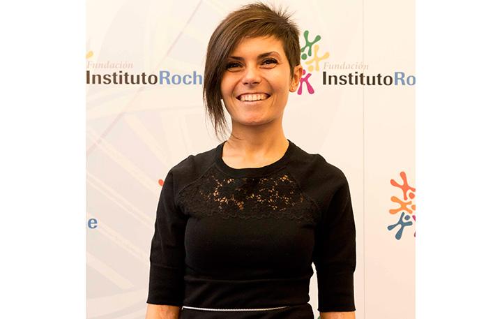 Beatriz Díaz (Producciones Cibeles), Mención Especial Medios Audiovisuales y Alipio Gutiérrez (Miembro del Jurado)