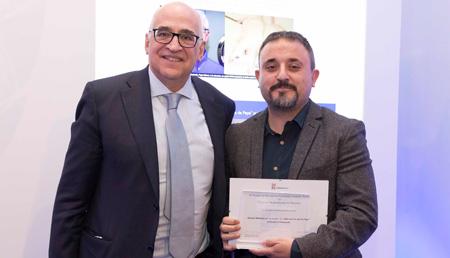 Federico Plaza y Antonio Martínez-Accésit en Medios Impresos y digitales