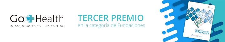 Tercer premio en la categoría de Fundaciones