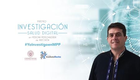 Entrevista a José Ignacio Hidalgo, ganador de la II edición del Premio de Investigación
