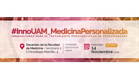 """Conferencia """"Medicina Personalizada de Precisión"""""""