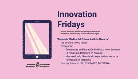 Docencia Médica del Futuro: La Ruta Navarra