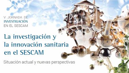 V Jornada de Investigación en el SESCAM