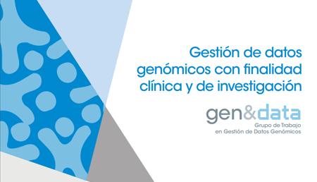 Gestión de datos genómicos en clínica e investigación