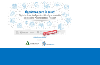 Algoritmos para la Salud. Jornada virtual.