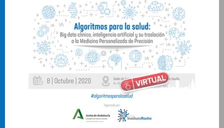Algoritmos para la Salud. Big data clínico, inteligencia artificial y su traslación a la Medicina Personalizada de Precisión