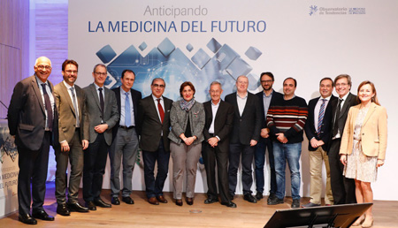 Anticipando la Medicina del Futuro en el Observatorio de Tendencias de Medicina Personalizada