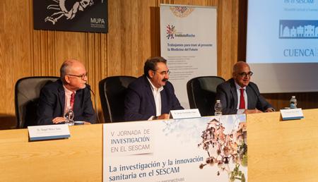 La Fundación Instituto Roche y SESCAM ponen en valor la investigación e innovación de la Comunidad