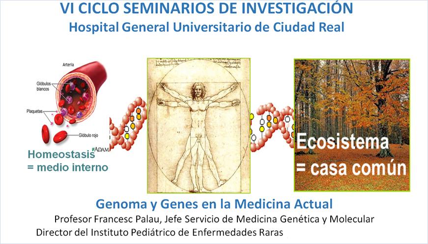 Genoma y genes en la medicina actual