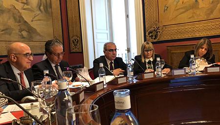 Presentación ante el Senado de recomendaciones para una Estrategia de Medicina Personalizada