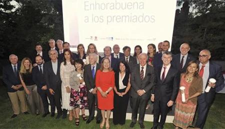 """Fundación Instituto Roche recibe el """"Premio Especial de Fundaciones"""""""