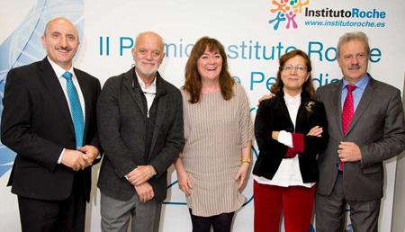 Fallado el II Premio de Periodismo del Instituto Roche en Medicina Personalizada