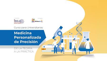 Inauguración del curso para universitarios 'Medicina Personalizada de Precisión, de la teoría a la práctica' dirigido a alumnos de la Universidad de Salamanca
