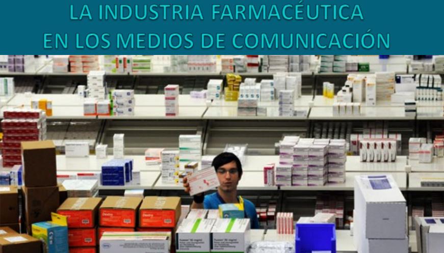 La Industria farmacéutica en los medios de comunicación: un informe de Manuel Campo Vidal