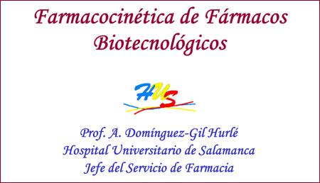 Farmacocinética de fármacos biotecnológicos