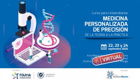 Curso para Universitarios. Medicina Personalizada de Precisión.